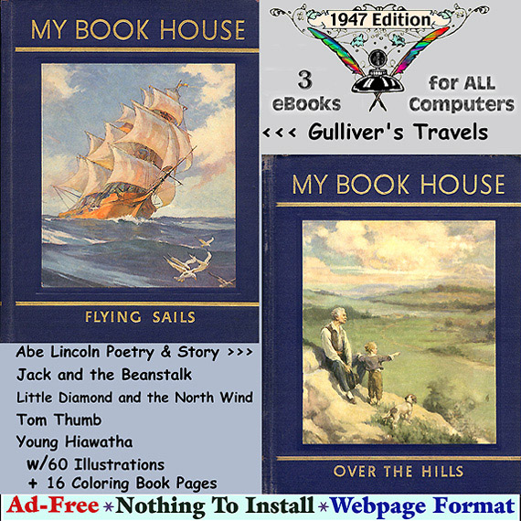 Gulliver S Travels Quotes And Page Numbers: ~ Free EBooks And Music